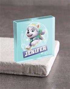 gifts: Personalised Everest Acrylic Block!