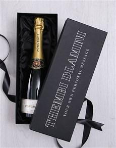 gifts: Personalised Pongracz Cap Classique Giftbox!