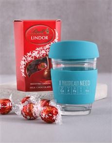 gifts: Personalised Periodic Coffee Travel Mug!