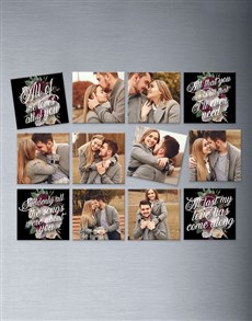 gifts: Personalised All of Me Magnets!
