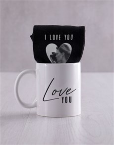 gifts: Personalised I Love You Gift Set!