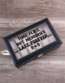 gifts: Personalised Memories Watch Box!