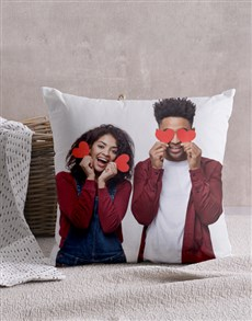 gifts: Personalised You and I Scatter Cushion!