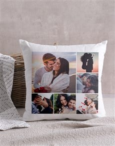 gifts: Personalised Special Moments Scatter Cushion !