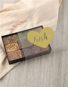 gifts: Personalised Heart Herbal Soap Gift Box!