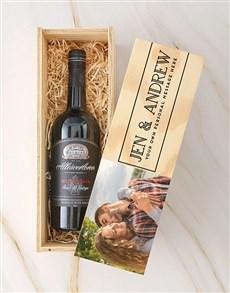 gifts: Personalised Photo Allesverloren Tinta Crate!
