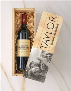 gifts: Personalised Photo La Motte Crate!