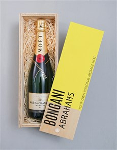 gifts: Personalised Modern Pongracz Crate!