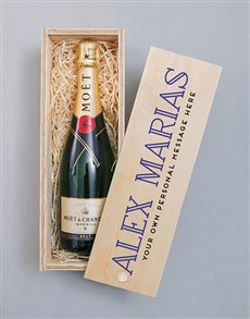 gifts: Personalised Traditional Pongracz Crate!