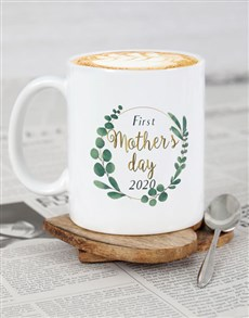 gifts: Personalised First Mothers Day Mug!