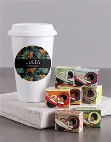 gifts: Personalised Jungle Travel Mug!