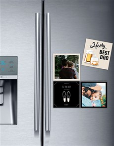 gifts: Personalised The Greatest Photo Magnets!