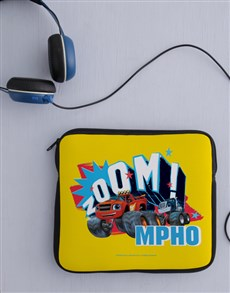 gifts: Personalised Zoom Wheels Kids Tablet Cover!