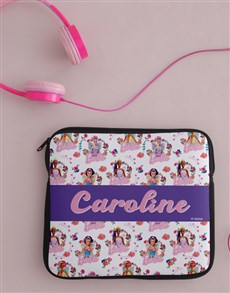 gifts: Personalised Barbie Princess Kids Tablet Cover!