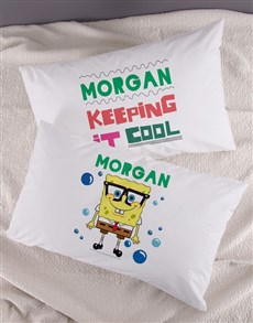 gifts: Personalised Keep Cool Kids Pillow Set!