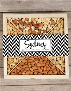 gifts: Personalised Style Nut Tray!