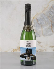 gifts: Personalised Chic Photo Rietvallei Wine!