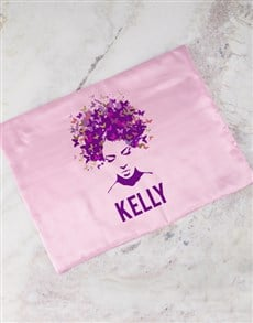 gifts: Personalised Free Thinker Pink Pillowcase!