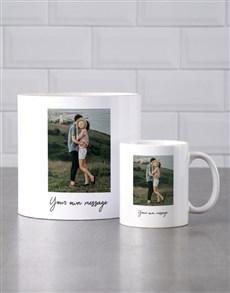 gifts: Personalised Photograph Mug Tube!