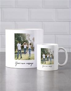 gifts: Personalised Memories Mug Tube!