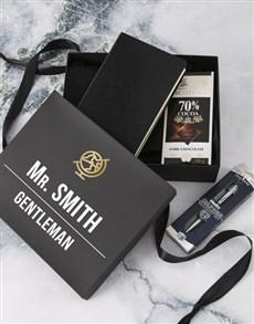 gifts: Personalised Gentlemen Man Crate!