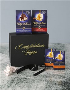 gifts: Personalised Congrats Sally Williams Box!