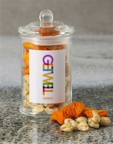gifts: Personalised Get Well Soon Mixed Jar!