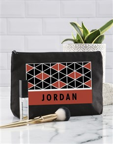 gifts: Patterned Perfection Cosmetic Bag!