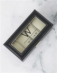 gifts: Personalised About Time Watch Box!
