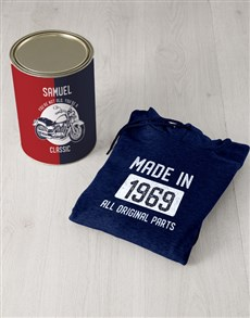 gifts: Personalised Made In Hoodie!