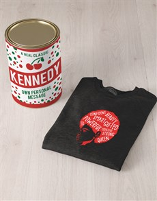 gifts: Personalised Inspirational Sweatshirt!