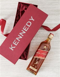 gifts: Personalised Johnnie Walker Classic Gift Box!