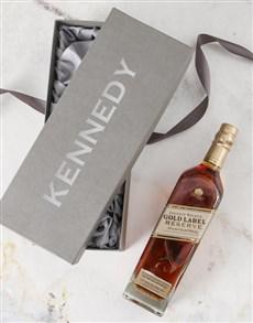gifts: Wondrous Gold Wine Box!