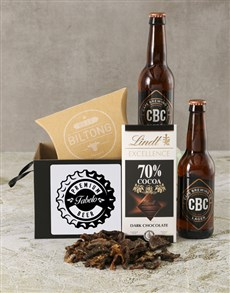 gifts: Personalised Craft Beer Box!