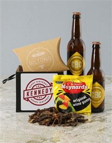 gifts: Personalised Birthday Beer Box!
