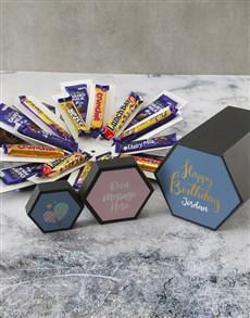 gifts: Personalised Birthday Cadbury Surprise Box!