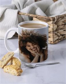 gifts: Personalised Portrait Mug !