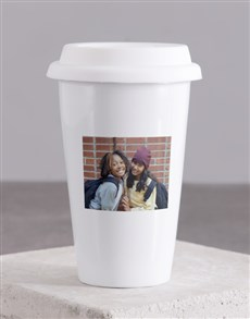 gifts: Personalised Photo And Message Mug!