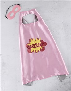 gifts: Personalised KAPOW Cape!