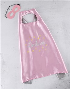 gifts: Personalised Star Name Cape!