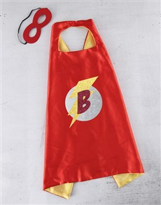 gifts: Personalised Speedy Cape!