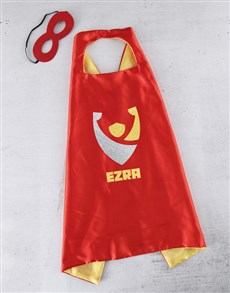 gifts: Personalised Super Strong Cape!