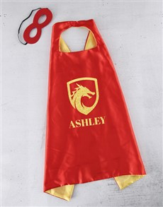 gifts: Personalised Dragon Cape!