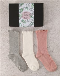 gifts: Personalised Treat For Your Feet Socks!