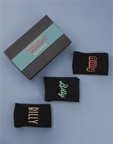 gifts: Personalised Grandparents Day Sock Gift!