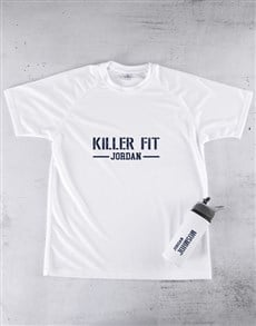 gifts: Personalised Killer Fit Combo!