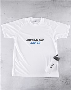 gifts: Personalised Adrenaline Junkie Combo!