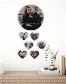 gifts: Personalised Heartfelt Wall Art Set!