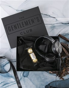 gifts: Personalised Gentlemans Club Gift Box!