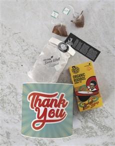 gifts: Personalised Thankful Tea Tin!